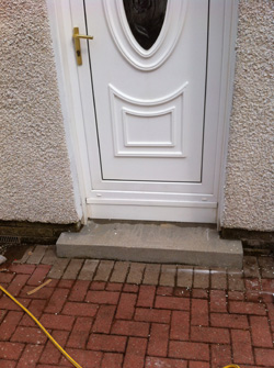 Granite Steps Glasgow by Step by Step Granite