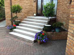Granite Steps Glasgow Lanarkshire Edinburgh Scotland Paisley ... on